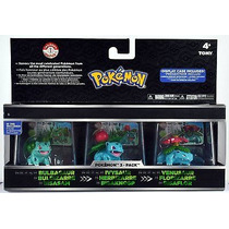 Pokemon Figuras Bulbasaur.tomy Originales