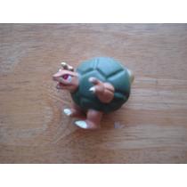 Figura Tortuga Pockemon Tipo Trompo Mide 7 Cms