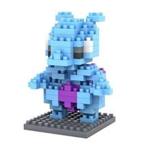 Pokemon - Mewtwo Figura Lego Miniblocks