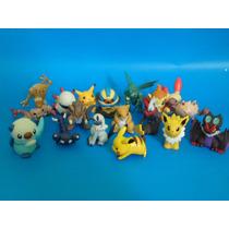 Set De Figuras Pokemon Mewtwo Pikachu Darkrai Oshawott Absol