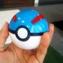 Pokebola Pokemon Great Ball Cosplay