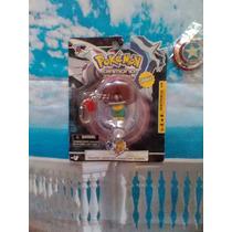 Chatot Pokemon Llavero Y Pokebola Diamond Pikachu Trabucle