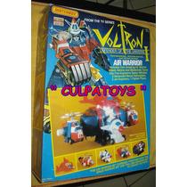 --- Voltron Vintage Air Warrior Nave De Matchbox Unico ---