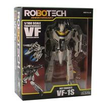 Macross Robotech Vf-1j Scala Valkiria Roy Foker Toynami