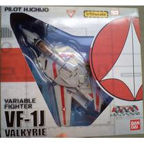 Vf-1j Valkiria Bandai Macross Robotech Rick Hunter