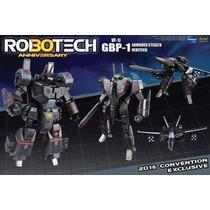 Sdcc 2015 Robotech 30 Aniversario Heavy Armor Gbp-1 Stealth