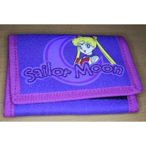 Cartera Sailor Moon Media Luna