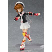 Figma Sakura Cardcaptor Sakura Kinomoto Uniforme