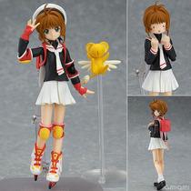 Figma - Cardcaptor Sakura Kinomoto Uniform (preventa)