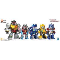 Transformers Kids Logic Nations Serie Tf01 Optimus Black Vv4