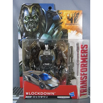 Transformer Ad-26 Lockdown Japonesa