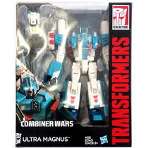 Ultra Magnus Combiner Wars Transformers Generations