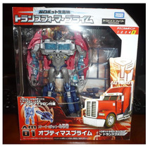 Optimus Prime Takara Tomy Transformers Robots In Disguise