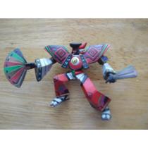 Figura De Transformers Mide 8 Cms