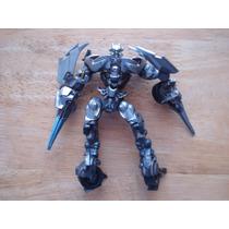 Figura De Transformer Mide 14 Cms