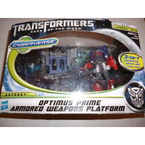 Transformers Cyberverse Dark Of The Moon Optimus Prime