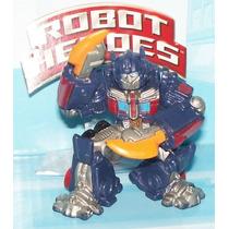 Transformers Robot Heroes Optimus Prime Autobot