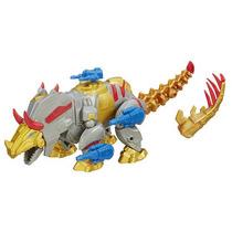 Transformers Héroe Mashers Dinobot Slug Figura