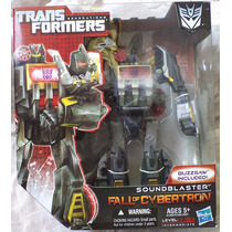 Soundblaster Fall Of Cybertron Transformers Gdl