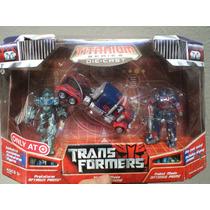 Optimus Prime Evolucion Protoforma-robot Exclusivo Target