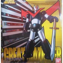 Super Robot Chogokin Gran Mazinger Bandai Metalico