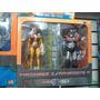 Paquete Doble Con Las Figuras De Mazinger Z Y Afrodita A