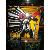 Great Mazinger Super Robot Chogokin Bandai De Metal