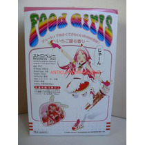 Strawberry Chan Ichigo Food Girls Increíble Figura Japonesa