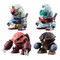 Bandai Shokugan Build Model Gundam Mobile Suit Gundam