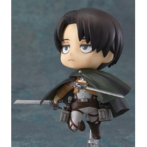 Levi Nendoroid Attack On Titan Shingeki No Kyojin Duel Zone