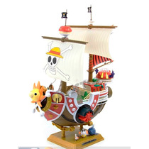One Piece Thousand Sunny Barco Pirata Armable Bandai 35cm