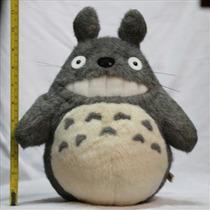 Peluche Grande Mi Vecino Totoro Original Nuevo Con Etiquetas