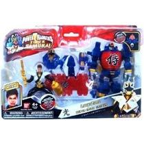 Power Rangers: Samurai Acción Vehículo Figura Lightzord Mega