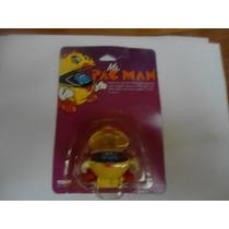 1982 Ms. Pacman Figura De Cuerda Tomy En Empaque Sellado
