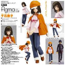 Figura Figma Nadeko Sengoku (figma#119) Bakemonogatari