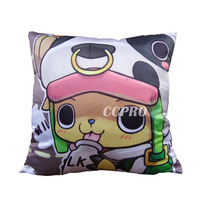 Almohada De Poliester Y Algodon Anime One Piece Chopper