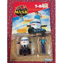 Mask Kenner T Bob Y Acott Traker Vintage