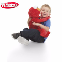 Elmo Plaza Sesamo Street Playskool,habla,canta, Baila...