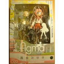 Figma 022 Miyuki Takara Winter Lucky Star Max Factory