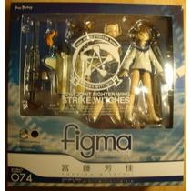 Figma 074 Yoshika Miyafuji Strike Witches Max Factory