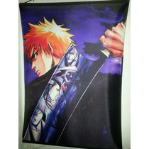 Bleach Wallscroll + Ps2 Game !!