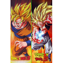 Posters Dragon Ball Z - Dragonball - Gt - Super