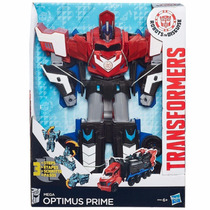 Transformers Mega Optimus Prime Robots In Disguise 3 Steps