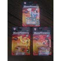 2001 Transformers Robots In Disguise Nivel 1 Crosswise