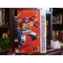 Sweetie Transformers Masterpiece Optimus Prime
