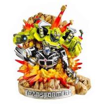 Arg Transformers Increible Escenario Enorme Original Fdp