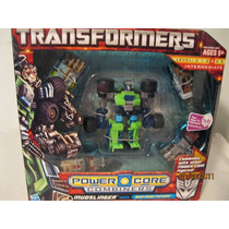 Mudslinger Transformers Power Core Combiners Trabucle