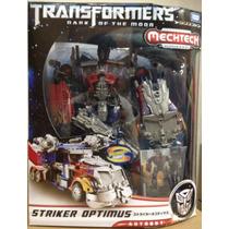 Striker Optimus Prime Leader Class Transformers Movie Dotm