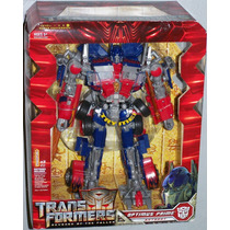 Optimus Prime Leader Class Revenge Of The Fallen