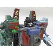 Transformers Energon Starscream Del 2004 Marca Hasbro Buen E